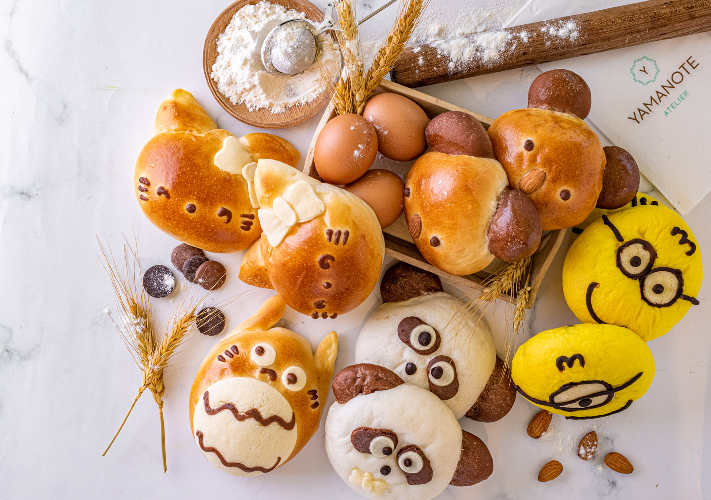 Sweets Bread